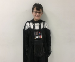 Corey Quick in the News Gazette - Star Wars Question