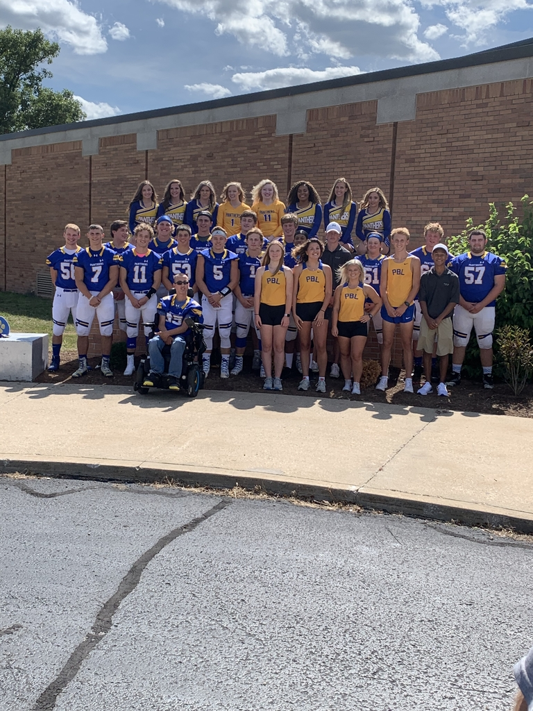 2019 Fall Senior Athletes.