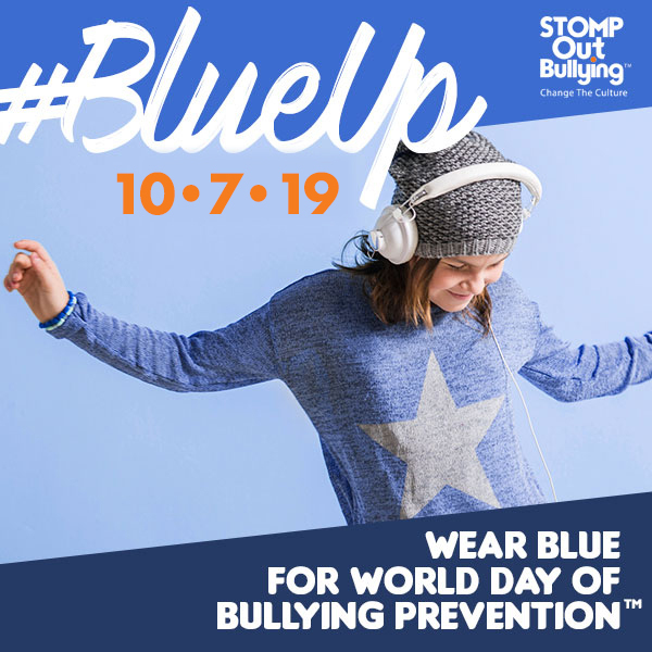 October 7th - Wear Blue