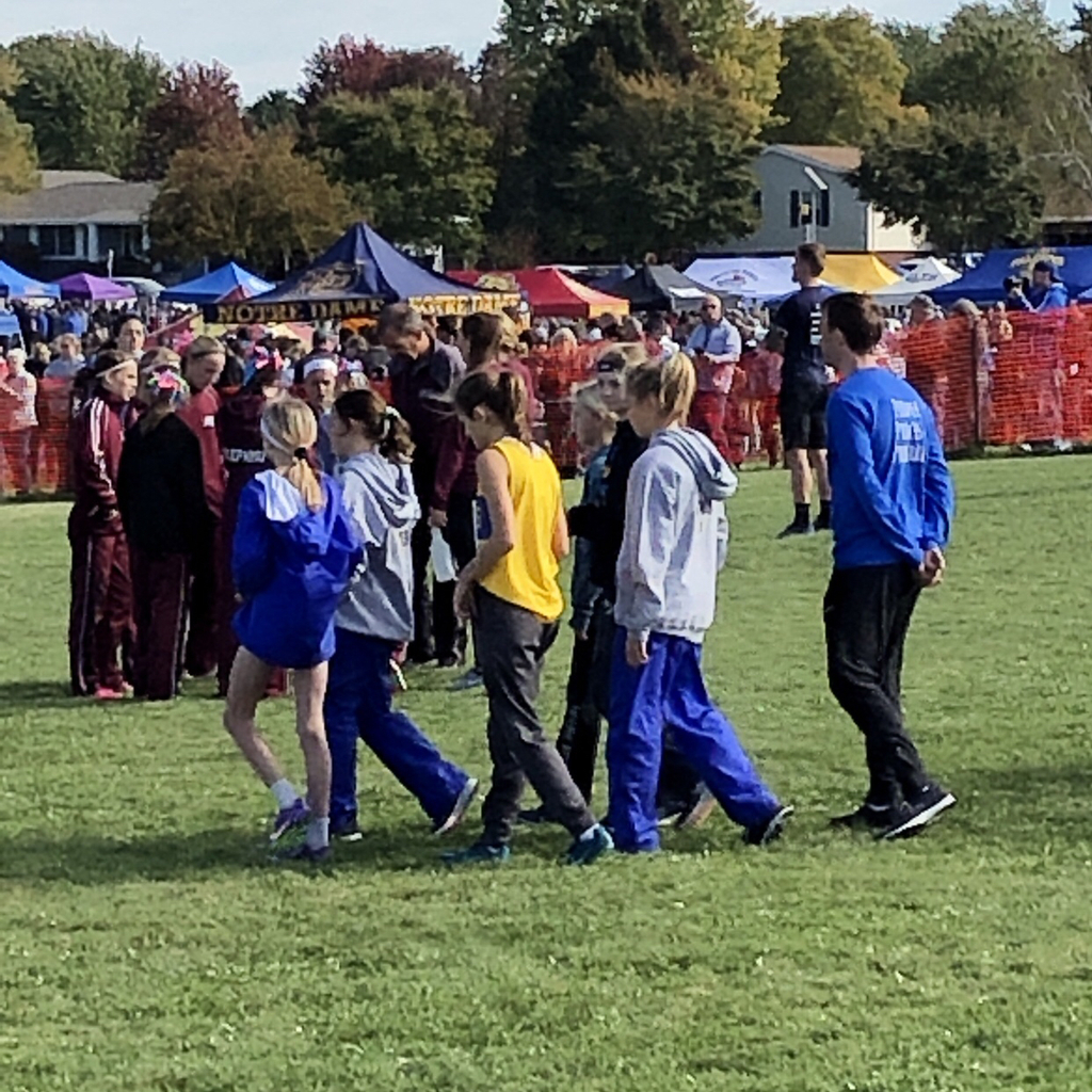 Let's Go, Panthers!! State XC Race in 5 Minutes!! 🐾🐾🐾🐾🐾🐾