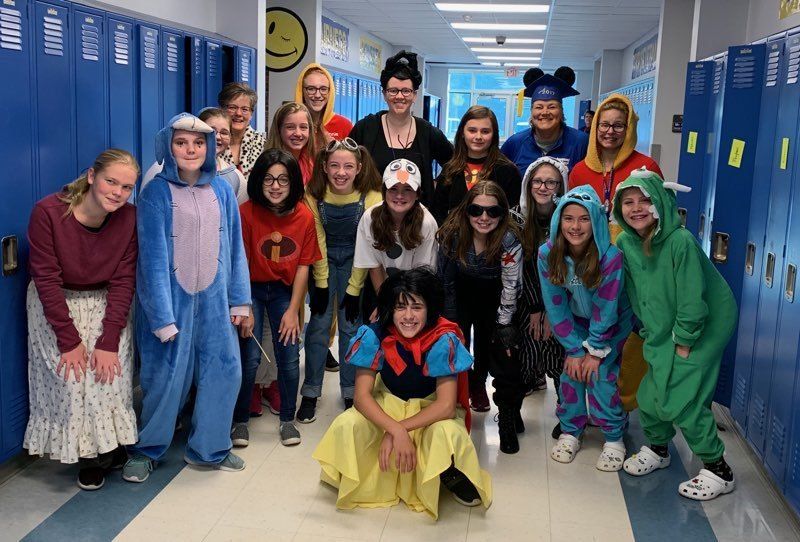 Disney Character Day - 2019