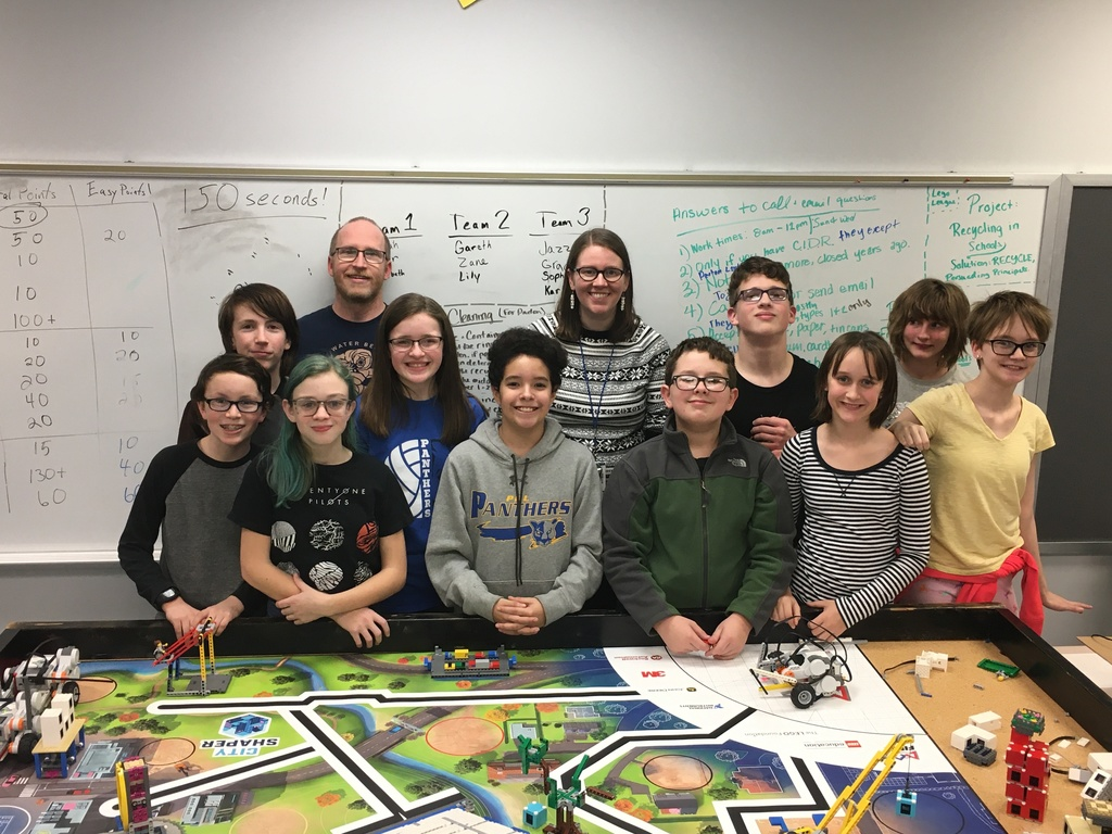 LEGO League Team 2019-2020