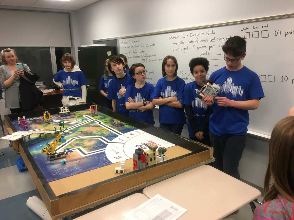 LEGO League Open House 2019