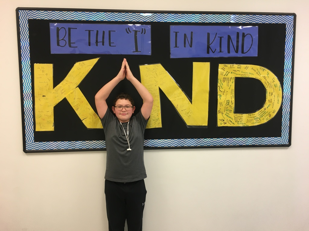 Be the I in Kind Picture 1